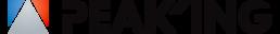 Peaking logo